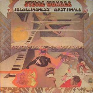 Fulfillingness First Final - Wonder Stevie [Vinyl album]